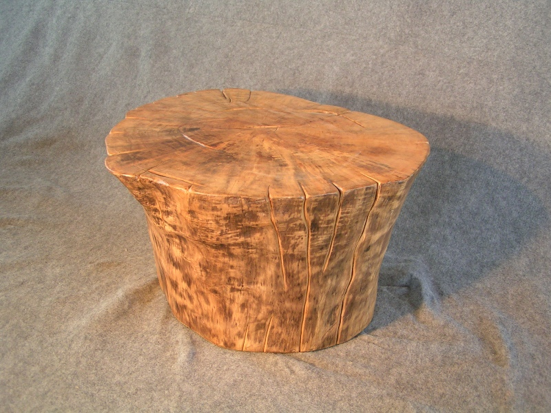 Plein Tree Solid Table Log.JPG
