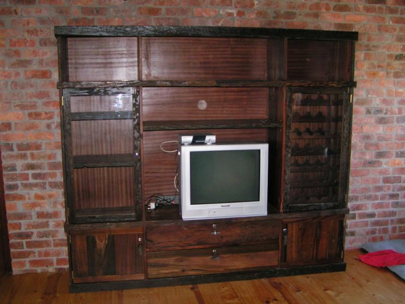 Tv Unit Wood Pdf Woodworking