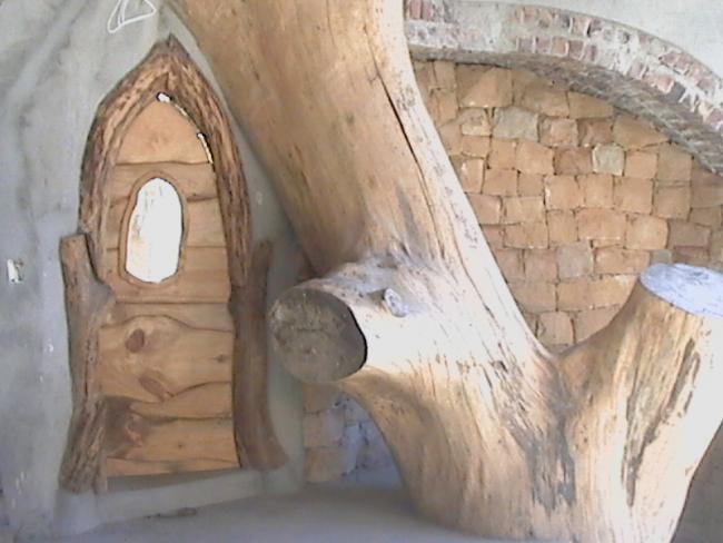 Pine Rustic Door.JPG